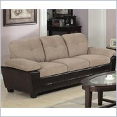 Coaster Mika Casual Sofa with Under Seat Storage