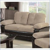 Coaster Mika Love Seat with Under Seat Storage