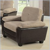 Coaster Mika Club Chair with Under Seat Storage