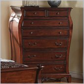 Coaster Priscilla Chest in Brown Cherry Finish