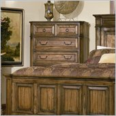 Coaster Edgewood Chest in Brown Oak Finish