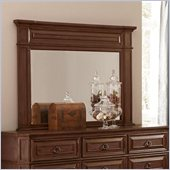 Coaster Edgewood Mirror in Cherry Finish