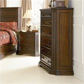 Coaster Foxhill Chest in Deep Brown Finish
