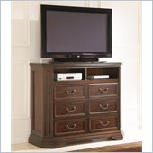 Coaster Foxhill Media Chest in Deep Brown Finish