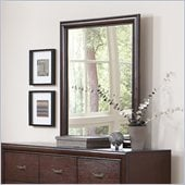 Coaster Simone Mirror in Cappuccino Finish