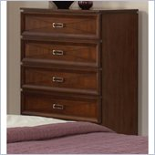 Coaster Katharine 5 Drawer Chest in Oak Finish