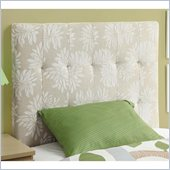 Coaster Leon Twin Upholstered Headboard with Button Tufting