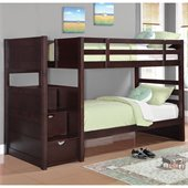 Coaster Elliott Twin over Twin Bunk Bed