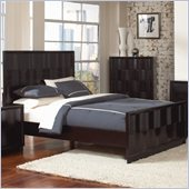 Coaster Lloyd Bed in Dark Cappuccino Finish