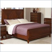 Coaster Katharine Bed in Oak Finish