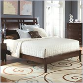 Coaster Calvin Bed in Cappuccino Finish