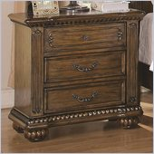 Coaster Bartole Three Drawer Nightstand