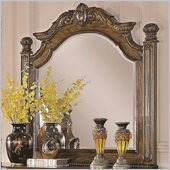 Coaster Bartole Mirror with Finials