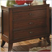 Coaster Ortiz Three Drawer Nightstand