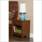 Coaster Aiden Night Stand in Warm Brown