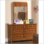 Coaster Aiden Dresser in Warm Brown