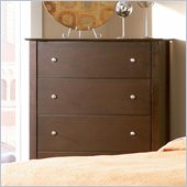 Coaster Tamara 5 Drawer Chest in Dark Walnut