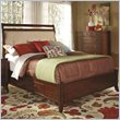 ADD TO YOUR SET: Coaster Ortiz Casual Storage Bed in Rich Cherry