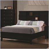 Coaster Holland Bookcase Bed in Black