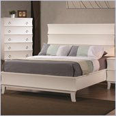 Coaster Holland Casual Bed in White