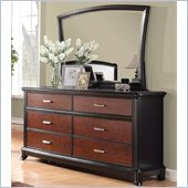 Coaster Josephina Dresser and Mirror Set