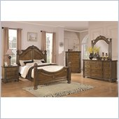 Coaster Bartole 4 Piece Bedroom Set