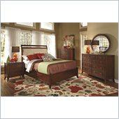 Coaster Ortiz 5 Piece Bedroom Set