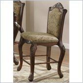 Coaster Andrea 27 Traditional Upholstered Bar Stool