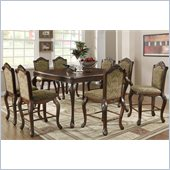 Coaster Andrea Traditional Nine Piece Pub Set