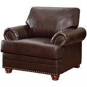 Coaster Colton Chair in Brown