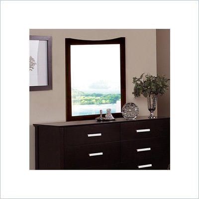 Coaster Cappuccino Brown Mirror