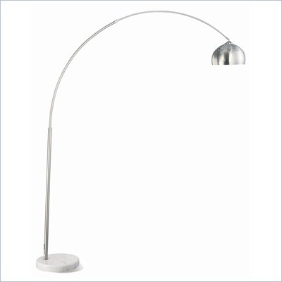 Coaster Contemporary Metal Floor Lamp