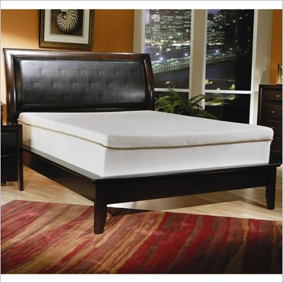 Coaster Arese 13&quot; Pillow Top Memory Foam Mattress