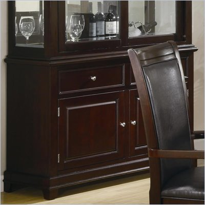 Coaster Ramona Dining Room Buffet in Walnut Finish