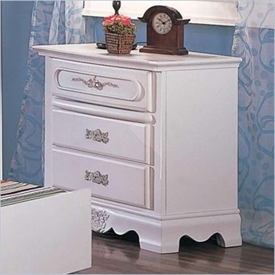 Coaster Sophie 3-Drawer Night Stand