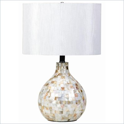 Coaster Mosaic Look Table Lamp