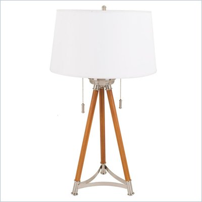 Coaster Tripod Base Table Lamp 