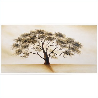 Coaster Wall Art Painting - Tree of Life