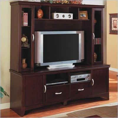 Coaster Oak TV Console