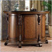 Powell Furniture Bourbon Street Yorktown Cherry Home Bar