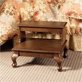 Powell Furniture Antique Cherry Attic Bed Steps