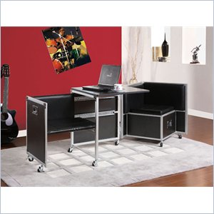  Powell Rock &amp; Roll Cube Desk 