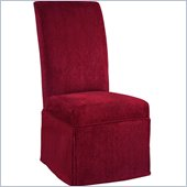 Powell Furniture Garnet Chenille Skirted Slip Over