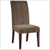 Powell Olive Green Chenille Slip Over for Counter Stool or Bar Stool