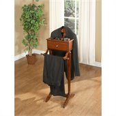 Powell Furniture Marquis Cherry Men's Valet