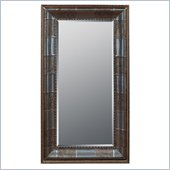 Powell Expedition Leaning Floor Mirror in Charcoal
