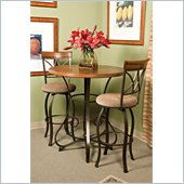 Powell Furniture Hamilton 5 Piece Pub Set