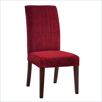 Powell Furniture Garnet Chenille Slip Over