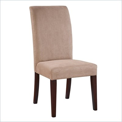 Powell Furniture Slip Over Parsons Chair