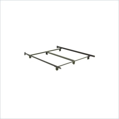 Powell Furniture 6 Leg Bed Frame